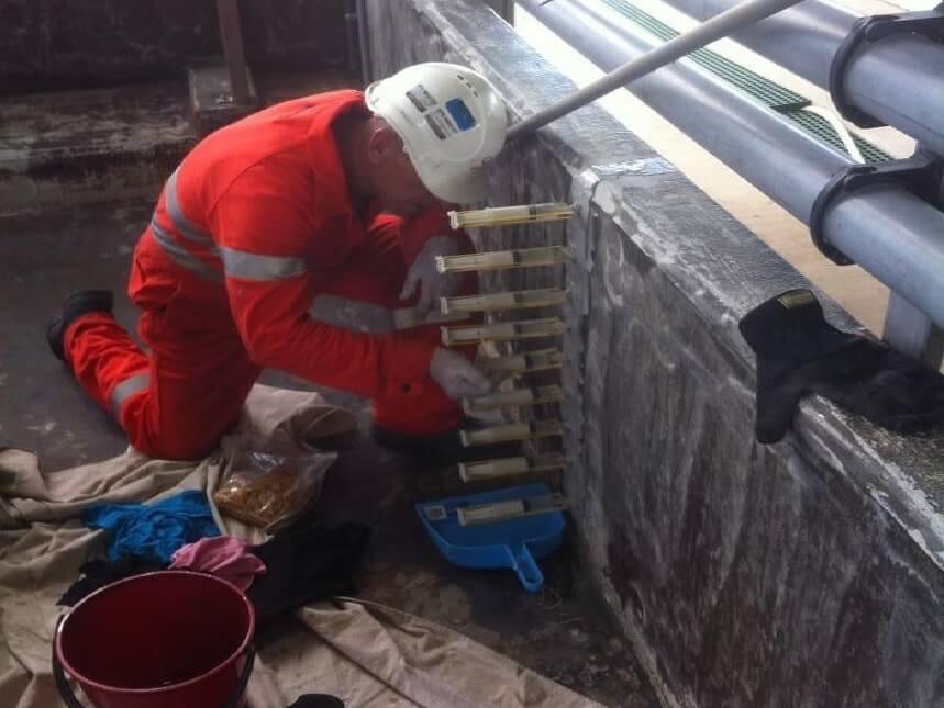 water-leak-sealing-process